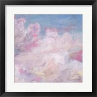 Daydream Pink 02 Framed Print
