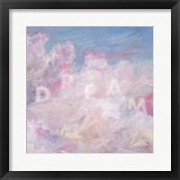 Daydream Pink 04 Framed Print