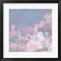 Daydream Pink 05 Framed Print