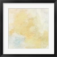 Golden Sky 02 Framed Print