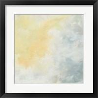 Golden Sky 03 Framed Print