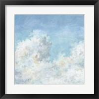 Heavenly Blue 03 Framed Print