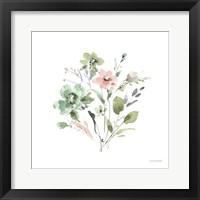 Inner Garden 02 Framed Print