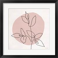 Just Leaves 04 Framed Print