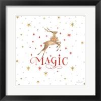 Merry & Bright 11 Framed Print