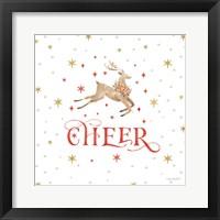 Merry & Bright 12 Framed Print