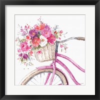 Obviously Pink 14A Framed Print