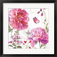 Obviously Pink 19A Framed Print