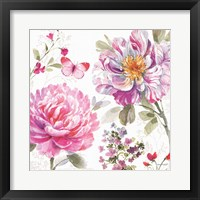 Obviously Pink 20A Framed Print