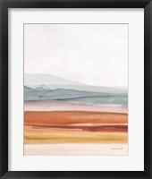 Sierra Hills 03 Framed Print