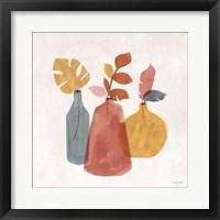 Terracotta 02 Framed Print