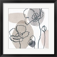 Think Neutral 03A Framed Print