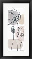 Think Neutral 05A Framed Print