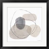 Think Neutral 07A Framed Print