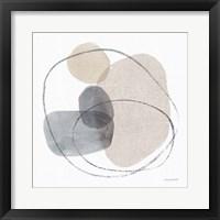 Think Neutral 08A Framed Print