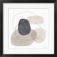 Think Neutral 10A Framed Print