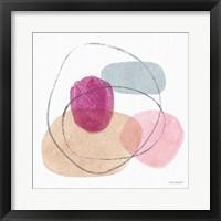 Think Pink 07A Framed Print