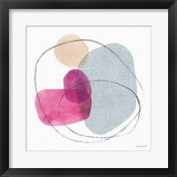 Think Pink 08A Framed Print