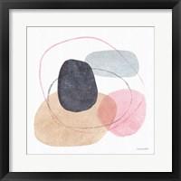 Think Pink 10A Framed Print