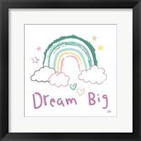 Rainbow Dream VII Framed Print