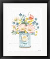 Gardenscape III Framed Print