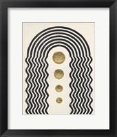 Good Vibrations I Framed Print