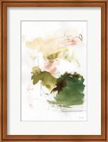 Framed Palette of Spring II