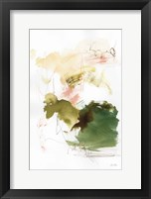 Palette of Spring II Framed Print