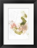 Framed Palette of Spring I
