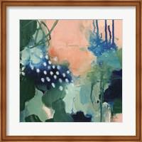 Framed Abstract Layers III