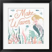 Under the Sea IV Framed Print