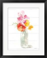 Homegrown Summer V Framed Print
