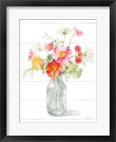 Homegrown Summer II Framed Print