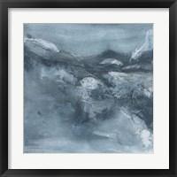 Granite II Framed Print