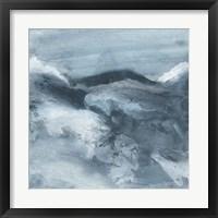 Granite I Framed Print