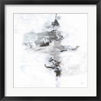Layered Thinking I Framed Print