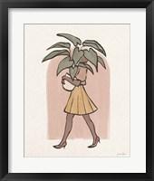 Plant Ladies II Framed Print