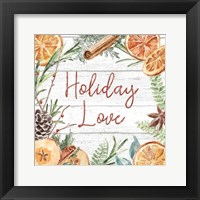 Seasonal Market IV Framed Print