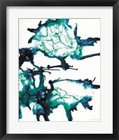Ocean Living 1 Framed Print