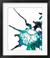 Ocean Living 2 Framed Print