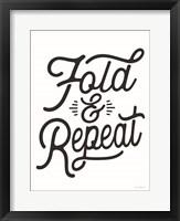 Framed Fold & Repeat