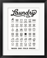 Framed Laundry Co.