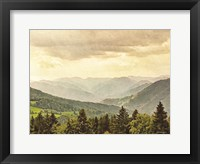 Framed Valley View