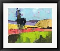 Framed Untitled Landscape