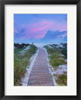 Framed Sunrise Walk
