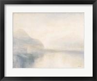 Tranquil Coast 2 Framed Print