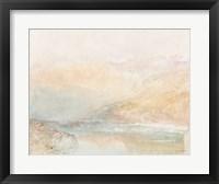 Tranquil Coast 3 Framed Print