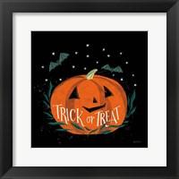 Framed Cute Halloween II