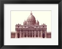 Framed San Pietro