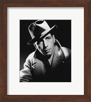 Framed Humphrey Bogart